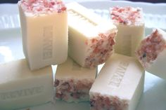 sea salt soap from revive bath and body