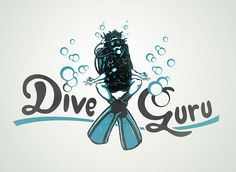 Dive Guru, The Ohm Of Diving | Drive Home Design