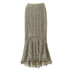 Amazon.com: Crochet skirt: Apparel