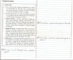 Blog da Escola Boa Vista: História, Geografia e Ciências 4º, 5º ano.