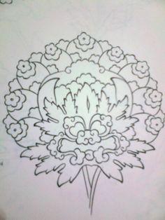 . Cute Embroidery Patterns, Embroidery Motifs, Embroidery Designs, Turkish Design, Turkish Art, Knife Patterns, Paisley, Tile Art, Islamic Art