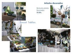 arbolitos y mesas de sweets : arbolitos decorados y mesas de sweets para bodas, quinces, babys, despedidas..... | cupcakes_yummie