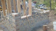 cordwood home designs - Google Search