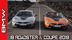 2019 BMW I8 ROADSTER & COUPE | AUTO WORLD. RU