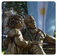 Mi Sala Amarilla: Cómo trabajar las máximas de San Martín en la escuela. Autocad, Garden Sculpture, Buddha, Statue, Outdoor, Ideas, Saints, Gardens, Social Science