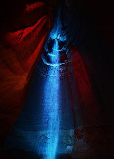 Ruby Falls . Chattanooga, Tennessee