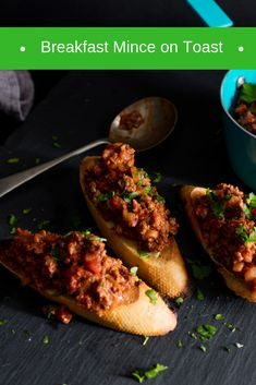 Use leftover mince or make a new batch for a filling and hearty weekend breakfast