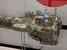 Scale model ships from the Internet