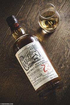 #Craigellachie 23yo #Speyside Single Malt Scotch #Whisky Tasting Notes