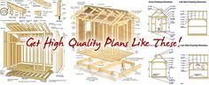 In The Next 5 Minutes, You'll Learn To Start Building Amazing Outdoor Sheds and Woodwork Designs The Faster and Easier Way