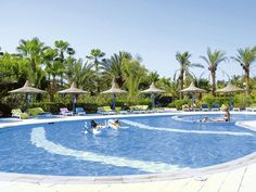 Hotel Giftun Azur Beach Resort in Hurghada - Hotels in Ägypten