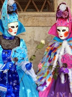 Taken from the venetian carnival website