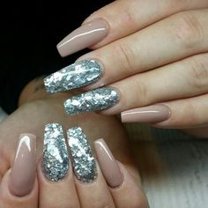 Nude with holographic