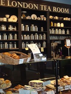 One of my happy places in the Lou. Fav teas there: naughty vicar, cream earl grey, jubilee