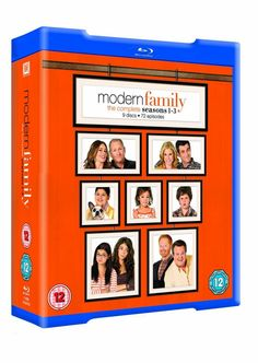 Modern Family - Season 1-3 Blu-ray Set £20.05 but £9.01 if you choose other sellers