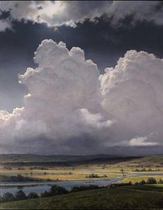 Renato Muller cloudscape