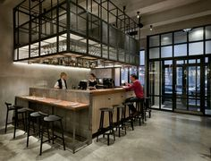 Kaper Design; Restaurant & Hospitality Design Inspiration: Holy Fox Cafe