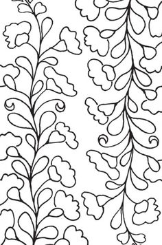 mexican embroidery | Home » Siren Mexican Floral Embroidery Pattern - Detail 2 free download