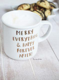 Christmas-Mug by StreifenLiebe