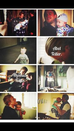 Abel and Thomas Teller
