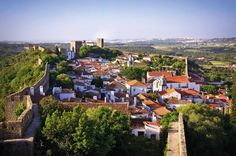 Obidos, Portugal is one of the Best medieval destinations in Europe - via European Best Destinations 17-07-2017 | Portugal is an amazing destination. Obidos is an hour's drive from Lisbon; it is a beautiful destination for lovers of medieval towns, classified as one of the most beautiful fortified cities in Europe, Obidos seems frozen in time. Book your accommodation in Obidos or Lisbon at the best price guaranteed and your best activities and tours in Portugal.