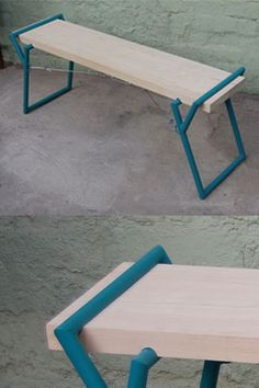 TENSION BENCH By psalt design,