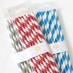 Cutest straws!