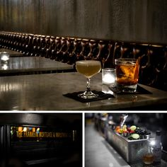 Password? Speakeasy...  >> a great list of Speakeasies around the world. I would LOVE to visit a speakeasy.