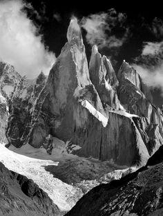 Cerro Torre, Argentina.