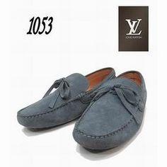 Louis Vuitton men's leather shoes