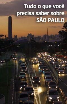 São Paulo é a nossa cidade natal e nós reunimos todas as dicas imperdíveis sobre a terra da garoa! Saiba o que visitar, passeios culturais, vida noturna e onde comer em São Paulo. We Are The World, Roman Empire, Brazil, Terra, To Go, Japan, City, Places, Bananas