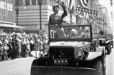 General Patton's WC-57 Dodge Command Car