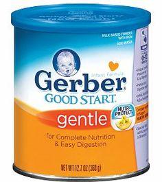 Gerber Formula2 FREE Cans of Gerber Formula and $5 Coupon | MyFreeProductSamples.com
