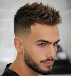 27 Fade Haircuts For Men Mens Hairstyle Short Hair Styles Hair