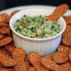 BBQ Spinach Artichoke #gamedayready #yummmm