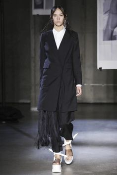 MM6 Maison Martin Margiela Ready To Wear Spring Summer 2015 New York - NOWFASHION