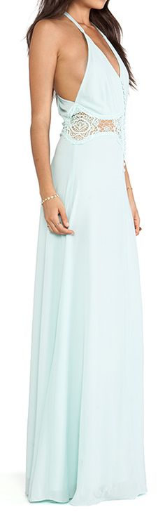 gorgeous soft mint gown  http://rstyle.me/n/hvxzdpdpe