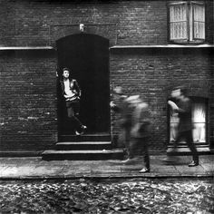 Beatles in Hamburg, 1960, Astrid Kirchherr.