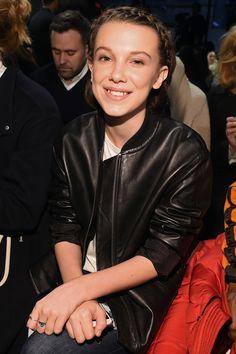 12歳の天才子役ミリーボビーブラウンNetflixドラマからファッション業界にも進出