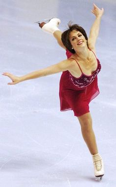 Awesome Olympians, Dorothy Hamill.. gold medal winner at the 1976 games