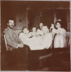 Rare Pictures of The Romanov Family