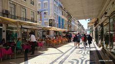 Lisbon Downtown, Portugal May 2015 ,  Portugal  johnnyjet.com