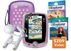 LeapPad2 disney ultimate bundle