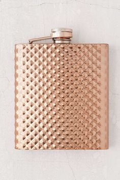 Channel your inner Rihanna with these sparkly flasks