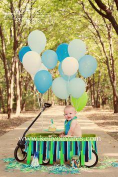 Cake Smash Photography, Arlington, TX, Kelly Olivares Photography, First Birthday Session