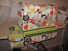 Sewing | Self Drafted Pattern 2069-1000 - Sewing Machine Cover