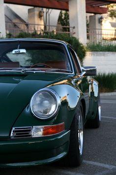Porsche ST hot rod