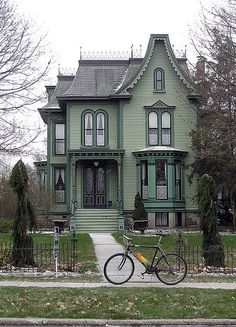 Beautiful victorian style