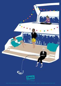 Me too je veux aller faire une fête à Cannes sur un Yacht ! #SOSHCANNES