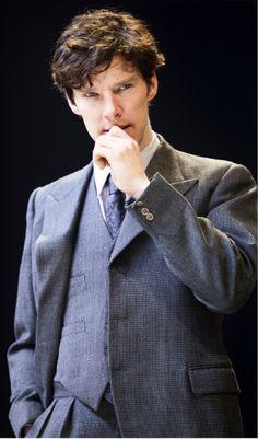 Benedict Cumberbatch - That is all  ; )
